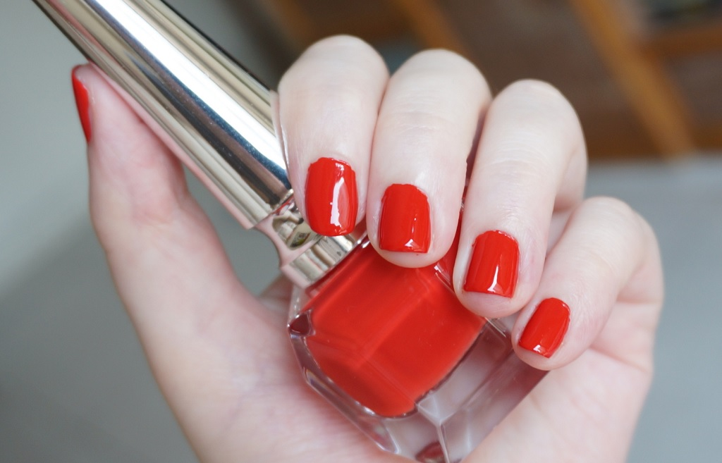 Christian Louboutin Nail Color in Rouge Louboutin